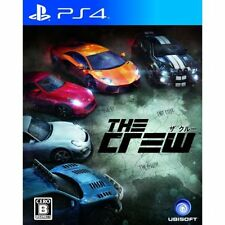 The Crew (Sony PlayStation 4, 2014) - Japanese Version