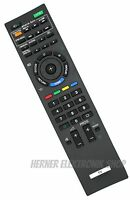 Ersatz Fernbedienung für Sony  TV KDL-46EX402AEP, KDL46EX402AEP, KDL32EX402