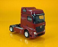 Herpa 159500-007 mercedes-benz actros bigspace tractor-burdeos