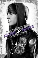 Justin Bieber: nunca digas nunca-Maxi Póster de 61 cm X 91.5 cm Nuevo y Sellado