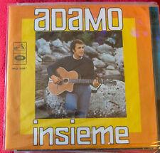 "ADAMO - INSIEME - Quei Favolosi Anni 60 promo 7"" 45 giri vinile vinyl Italia"