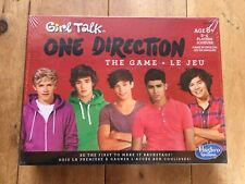 Hasbro 1D Girl Talk The Game One Direction Girl Talk Board Game NEW SEALED!