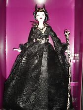 FARAWAY FOREST QUEEN OF THE DARK FOREST BARBIE DOLL FANTASY WITH SHIPPER