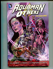 Aquaman And The Others Vol 2: Alignment Earth! Tpb (8.0) 1st Print