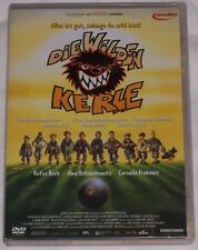 DIE WILDEN KERLE, DVD
