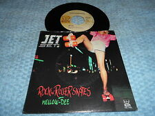 Jet Set - Rock n Roller Skates (single) Sweden 79 Disco Boogie EX/VG++