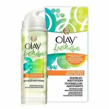 1 Olay - Fresh Effects Clear Skin Swirled Mattifier 1.35 Oz.