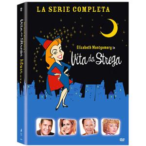 VITA DA STREGA -  Stagioni 1-8 (34 Dvd)