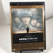 Dvd - Saving Private Ryan - Tom Hanks
