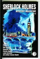 SHERLOCK HOLMES MYSTERY MAGAZINE #12, new 2014 US trade pb, fact and fiction