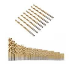99Pcs Titanium Coated Hss Twist Drill Bits Set Tool for Metal Drilling 1.5-10mm