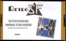 RetroKits Models 1/72 BATTLE DAMAGED IMPERIAL TIE FIGHTER Resin Conversion Kit