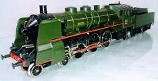 Marklin HO 3083 Diecast 4-6-2 French Steam Locomotive and Tender BR 231 SNCB