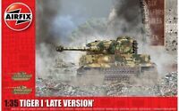 Airfix A1364 Tiger I Late Version 1:35 Plastic Model Kit New & Sealed