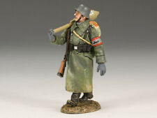 "King & Country WS181 Volksturm ""Off To Battle"" - Figarti Collectors Showcase PH4"
