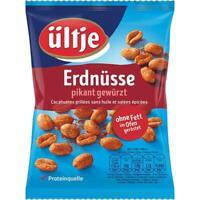 Ültje Erdnüsse ohne Fett geröstet,12x200g Bt.