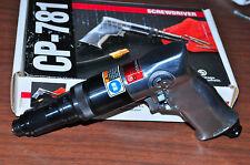 Chicago Pneumatic 781 Pistol Grip Screwdriver w Roller Clutch,External Clutch