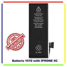 BATTERIA ORIGINALE IPHONE 5C 1510mAh ZERO CICLI  NUOVA RICAMBIO
