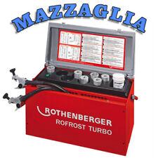 """ROTHENBERGER ROFROST TURBO R290 1.1/4"""" MACCHINA CONGELATUBI ECOLOGICA"""