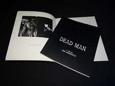 DEAD MAN jim jarmusch   johnny depp  dossier presse cinema