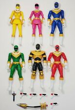 Power Rangers Lightning Collection 6-Inch Zeo Ranger Collectible Action figures