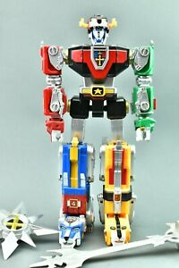 Voltron Lion Force Collector's Set Defender Of The Universe Toynami 2008