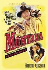 Montana DVD (1950) - Errol Flynn, Alexis Smith, Ray Enright