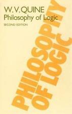 NEW - Philosophy of Logic: 2nd Edition by Quine, Willard Van Orman