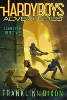 Dungeons & Detectives, Hardcover by Dixon, Franklin W., Brand New, Free shipp...