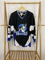 KOBE Huskies Game Stitched Allen #15 Hockey Jersey Size S