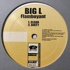 "BIG L + MIKE HERON - FLAMBOYANT (12"")  2000!!!  RARE!!!  GHETTO PROS!!!"