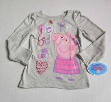 Peppa Pig Tops T Shirts Newborn 5t For Girls For Sale Ebay