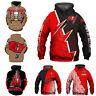 Tampa Bay Buccaneers Hoodies 3D Print Sweatshirt Football Hooded Pullover Jacket
