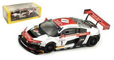 Spark SB071 Audi R8 LMS Ultra #1 Winner 24H Spa 2014 - 1/43 Scale