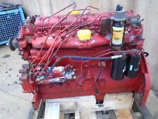 International D436 Nat Oem Engine Complete Good Running A Esn 436df2u058531