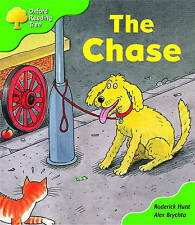 Oxford Reading Tree: Stage 2: More Storybooks: the Chase: Pack B-ExLibrary