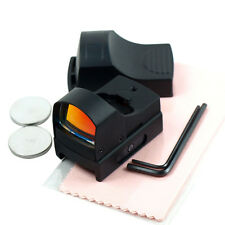 Holographic Reflex Micro 3 MOA Red Dot Sight with Picatinny Weaver Mount