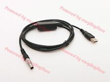 Male 0B 5pin to USB Data Cable for LEICA TS,TCR,TC,TPS Series Total Stations