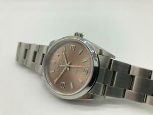 Rolex Air-King 14000M Salmon Dial Watch Only 2000