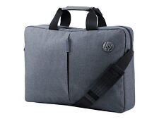 "HP Essential Top Load Case 15.6"" Laptop Messenger Bag K0B38AA Grey"
