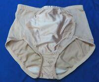 PLAYTEX 18 HOUR Vintage SILKY BEIGE SHAPEWEAR 2397 Girdle Panties FIRM CONTROL M