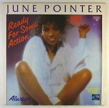 """12"""" Maxi - June Pointer - Ready For Some Action - C1414 - RAR - washed & cleaned"""