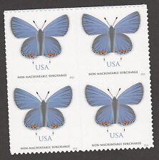 US 5136 Eastern Tailed-Blue Butterfly NMS block MNH 2016