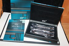Montblanc Limited Edition Thomas Mann 3er Set aus 2009 Neu in OVP, Mont Blanc