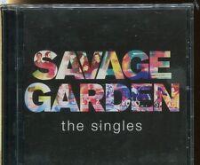SAVAGE GARDEN - THE SINGLES on CD -