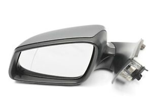 BMW 5 SERIES F10 F11 2010 2017 LEFT SIDE WING ELECTRIC REAR VIEW MIRROR F0153403