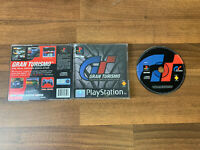 SONY : GRAN TURISMO The Real Driving Simulator : PlayStation 1