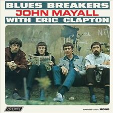 Bluesbreakers with Eric Clapton by John Mayall/John Mayall & the Bluesbreakers (John Mayall) (Vinyl, Aug-2011, Sundazed)