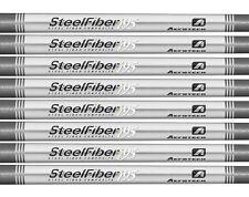 Aerotech SteelFiber i95 3-PW Regular Flex .355 Taper Tip Iron Shafts NEW