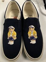 Polo Ralph Lauren Men's US-93 Polo Bear Shoes SIZE 10 BRAND NEW WITHOUT BOX
